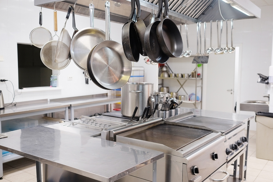 Options for Buying Used Kitchen Equipment